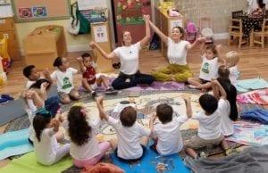 Mindfulness Practice for Preschoolers
